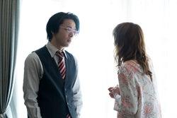 中村倫也、松本まりか/「ホリデイラブ」第5話より(C)テレビ朝日