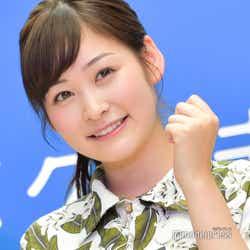 """モデルプレス - 日テレ岩田絵里奈アナ、入社2ヶ月で7kg増量""""水卜アナの後継者""""の呼び声も"""