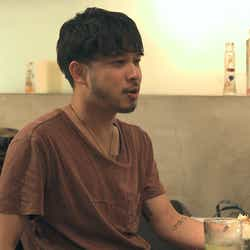 健司「TERRACE HOUSE TOKYO 2019-2020」4th WEEK(C)フジテレビ/イースト・エンタテインメント