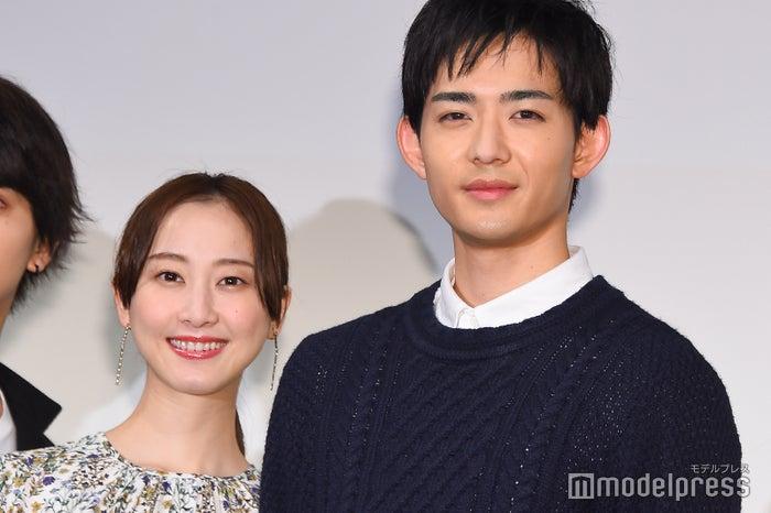 松井玲奈、竜星涼 (C)モデルプレス