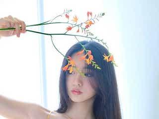 Koki,、素肌輝く 姉・Cocomi撮影ショットが美しい