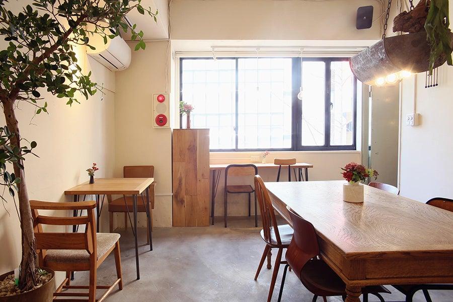 MOVE CAFE カフェスペース