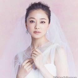 中越典子、永井大との結婚後の変化を明かす