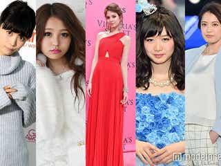 【2016年ヒット予測/モデル】瑛茉ジャスミン、岡本夏美、れいぽよ…年代別に一挙紹介