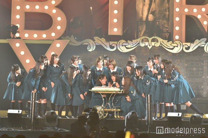 欅坂46(C)モデルプレス