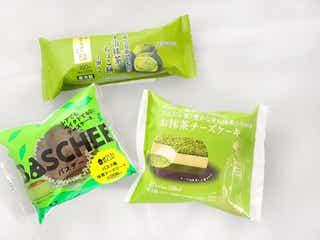 【抹茶好き必見】好みの風味に合わせて食べたい、抹茶コンビニスイーツ3社食べ比べ