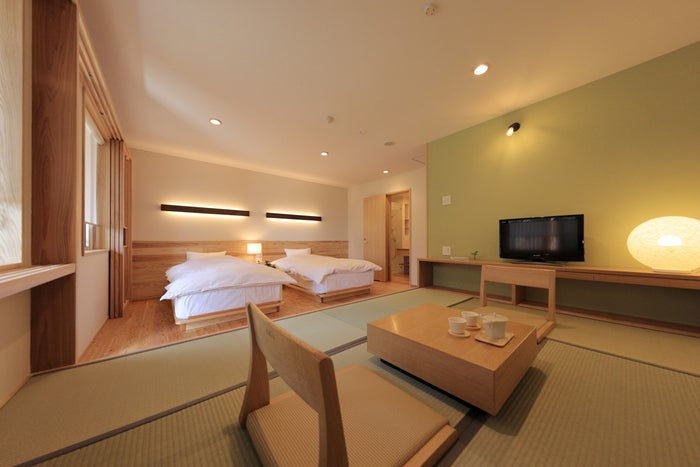 会津高原 星の郷ホテル/画像提供:南会津町
