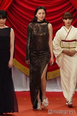 「第39回日本アカデミー賞」授賞式に出席した長澤まさみ(C)モデルプレス