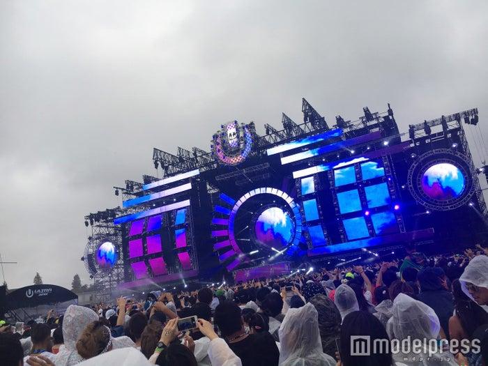 「ULTRA JAPAN」最終日、雨天でも熱狂の渦!世界トップDJに興奮(C)モデルプレス