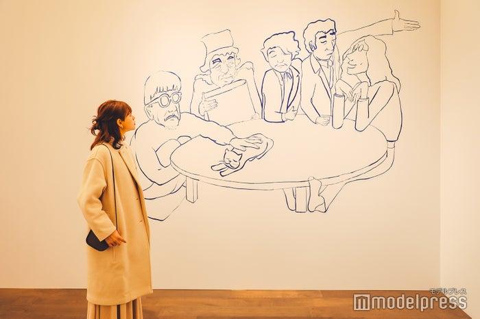 美術館巡りをするゆっくりな時間の過ごし方が◎(C)モデルプレス