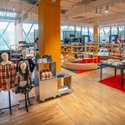 仏ギャラリー・ラファイエット セーヌ左岸に新店舗をオープン