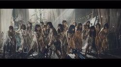 乃木坂46、圧巻のCG&コラボ衣装で魅了 Wセンター大園桃子&与田祐希に緊張漂う<女は一人じゃ眠れない>