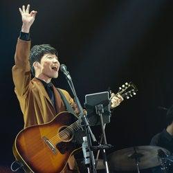 星野源、ドリフェス3年ぶりの出演に「どうも源さんです(笑)」
