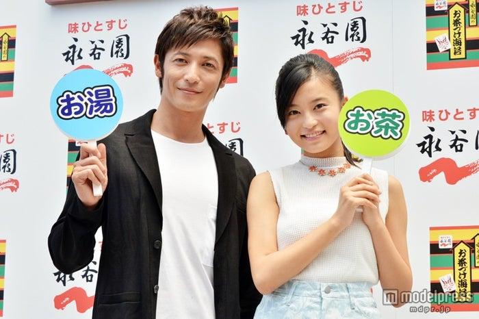 玉木宏&小島瑠璃子、好きなタイプで意見が合致「結婚するなら…」
