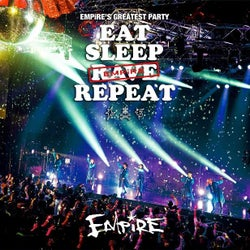 EMPiRE、フリーライブ「EMPiRE'S GREATEST PARTY-EAT SLEEP EMPiRE REPEAT-」より新曲「HON-NO」を含む4曲のライブ映像先行配信決定