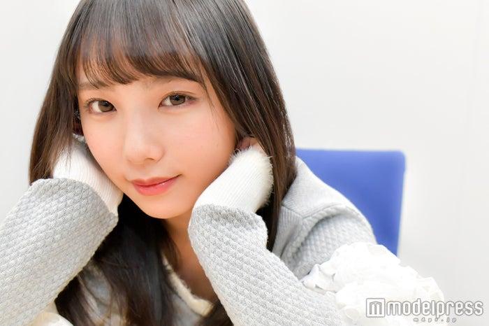 モデルプレスのインタビューに応じた与田祐希(C)モデルプレス
