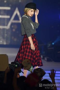 「KANSAI COLLECTION 2014 AUTUMN&WINTER」に出演したダレノガレ明美【モデルプレス】