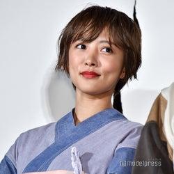 夏菜、「銀魂2」撮影当日にぎっくり腰「立っているのも必死」