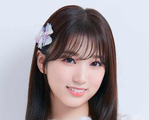 矢吹奈子、新しいプロフィール写真を公開 HKT48仕様の暗めヘアに反響