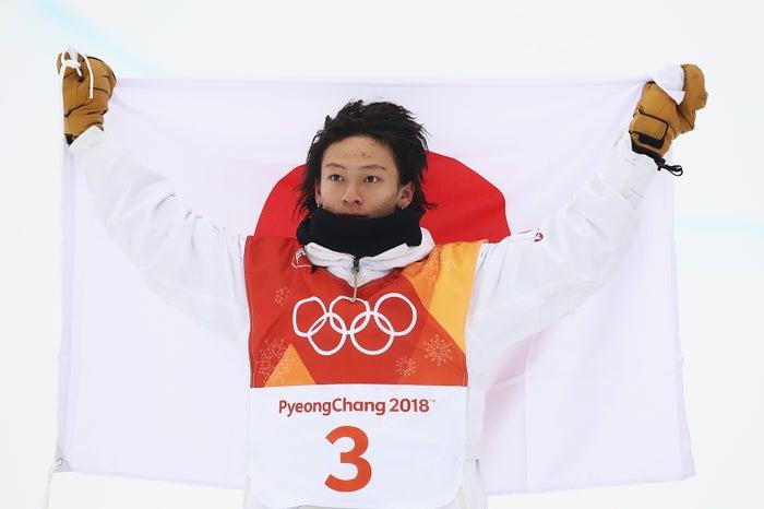 平野歩夢/平昌五輪より(Photo by Getty Images)