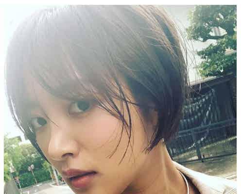 夏菜、爽やかショートカットにヘアチェンジ「超似合う」「可愛い」と絶賛の声