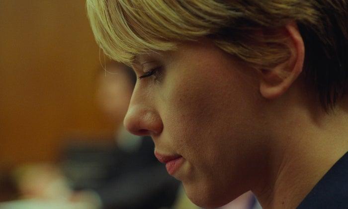 スカーレット・ヨハンソン/Netflix映画『マリッジ・ストーリー』独占配信中