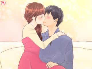 男性が思わずドキッとする!「魅力的なキス」のシチュエ―ション