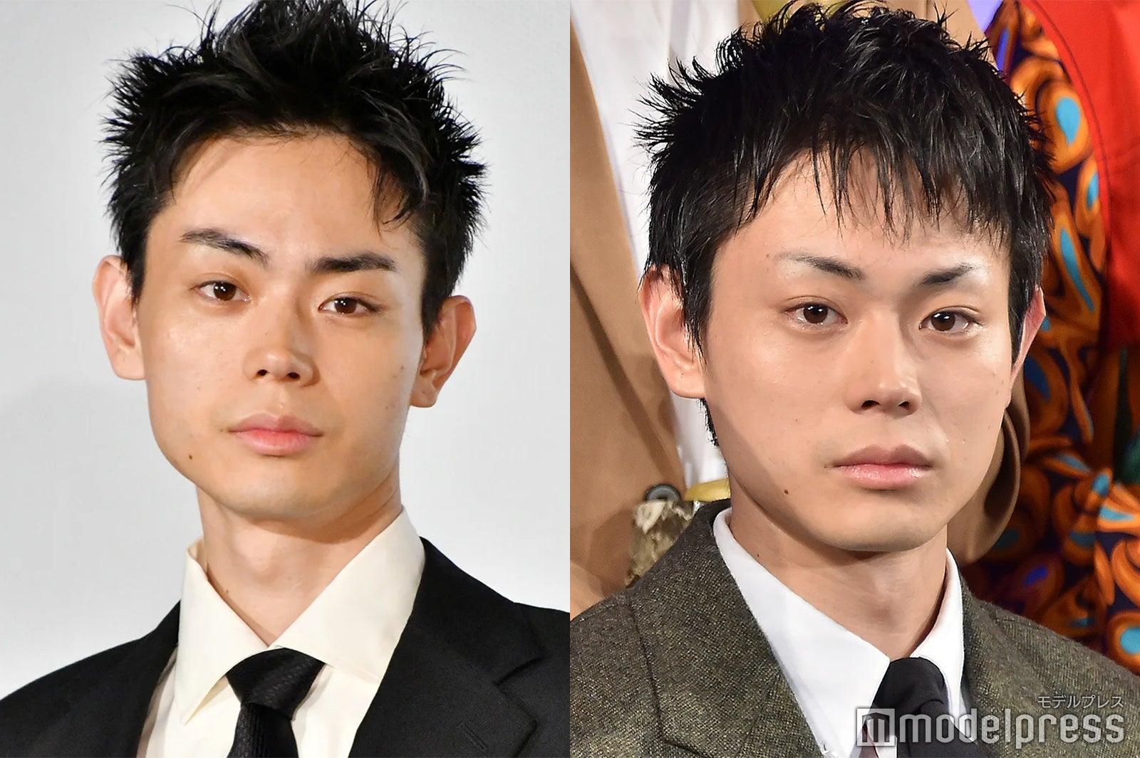 菅田将暉、鋭い細眉姿に驚きの声「かっこいい」「似合ってて