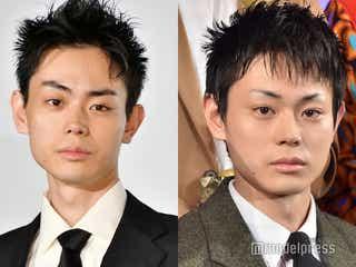 菅田将暉、鋭い細眉姿に驚きの声「かっこいい」「似合っててさすが」<東京ドラマアウォード2019>
