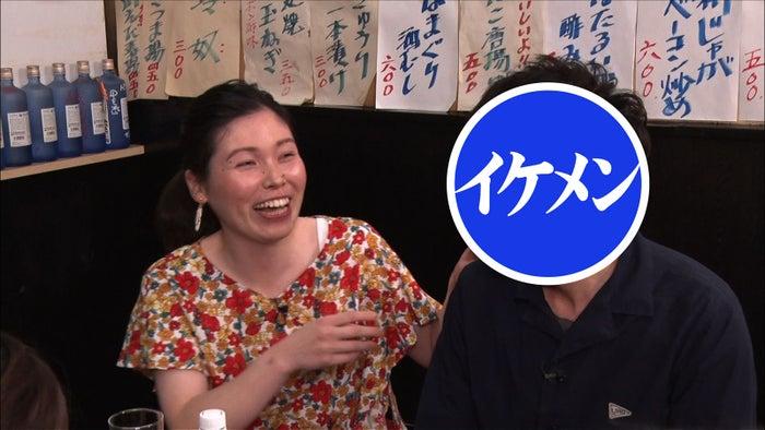 誠子が恋するイケメンがテレビ初登場(C)フジテレビ