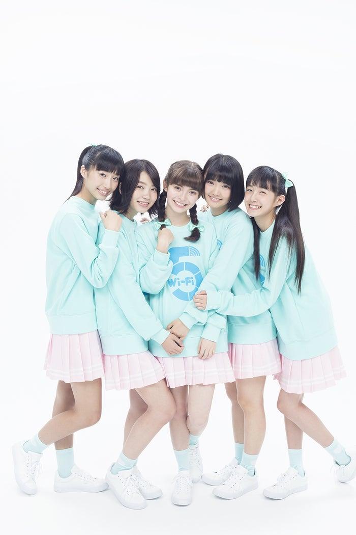 (左より)高野渚、紗英、トミコ クレア,さぃもん、白鳥来夢(提供写真)