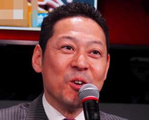 東野幸治、フェンシング協会会長の武井壮に国旗を描いた防具にして欲しいと要望
