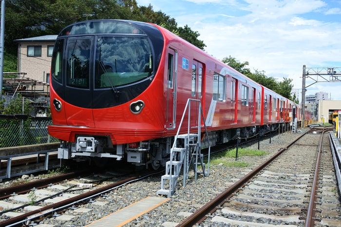 丸ノ内線新型車両2000系/画像提供:東京メトロ