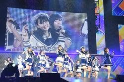 HKT48指原莉乃「泣きそうになっちゃった」Wセンター矢吹奈子&田中美久に感慨<セットリスト>