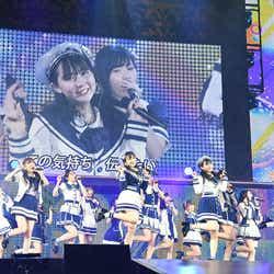 モデルプレス - HKT48指原莉乃「泣きそうになっちゃった」Wセンター矢吹奈子&田中美久に感慨<セットリスト>