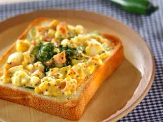 食パンを最高に美味しく食べるためのレシピ5選 朝食にピッタリ!