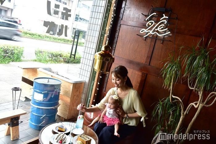 おしゃれな店内のグランド喫茶『シヤチル』