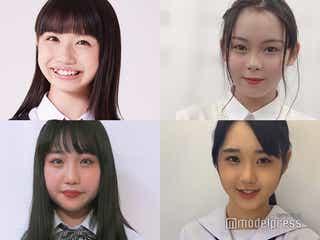 【中間速報】日本一かわいい女子中学生「JCミスコン2019」暫定上位14人を発表/Cブロック