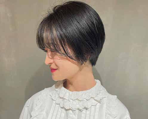 顔もっと小さく♡【ショートヘア】今っぽ小顔になれるヘア特集!
