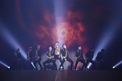 東方神起ユンホ・SUPER JUNIORドンヘ&ウニョクがカムバック 「SMTOWN LIVE WORLD TOUR IN JAPAN」豪華ステージで4万5千人沸かす