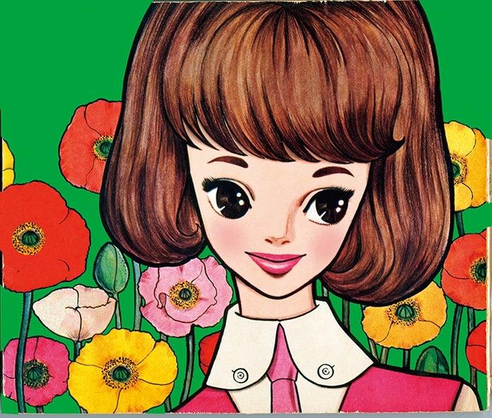 「ジュニアそれいゆ」第33号表紙(1960年)復刻原画(C)R.S.HRUNE