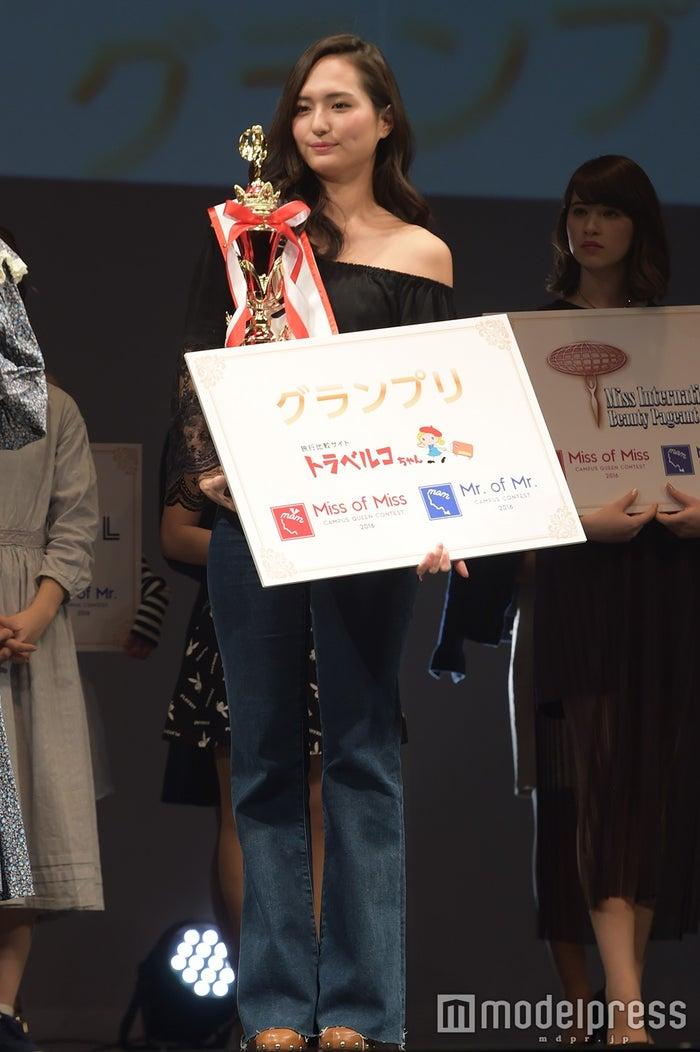 グランプリの山賀琴子さん(C)モデルプレス