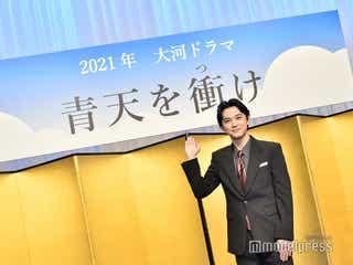 <吉沢亮「青天を衝け」一問一答>大河初出演で主演の重圧語る 主人公・渋沢栄一を「愛されるキャラに」