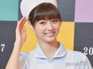 新川優愛、キュートな看護学生姿で魅了 撮影の苦労を明かす<いつまでも白い羽根>