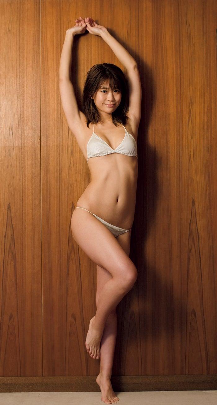 阿久津真央(C)山田涼香/週刊プレイボーイ