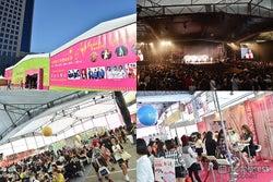 藤井リナ、益若つばさ、w-inds.日本のモデル・アーティスト集結 台湾最大5万人規模イベント開幕