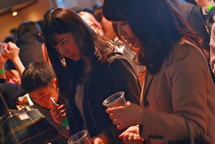 「スパークリング日本酒」約10種類が飲み放題の酒フェス/画像提供:SSS