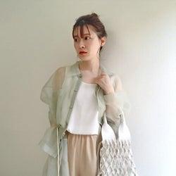 ふわりと着る「夏の羽織」!UV対策・冷房・気温差に使えるライトアウター、見つけた
