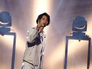 田口 淳之介、初のワンマンライブ開幕 オリラジ中田と「PERFECT HUMAN」披露