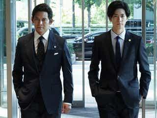 織田裕二×中島裕翔「SUITS/スーツ」続編決定 月9史上最長話数で放送